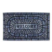Eco Fashion - Welcome stones grey