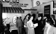 Internationale Automobilausstellung in Frankfurt