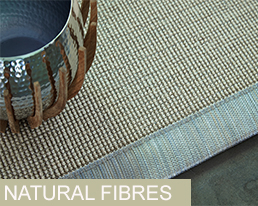 Natural floor coverings