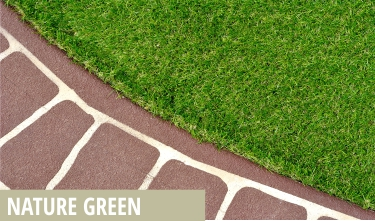 Nature Green, artificial green